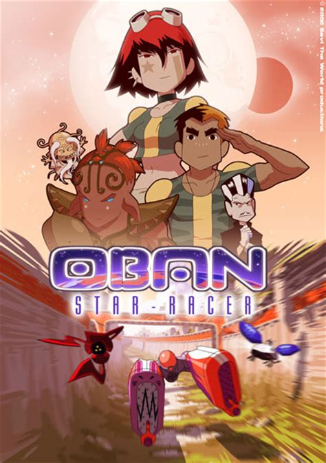 Oban Star Racers • Absolute Anime