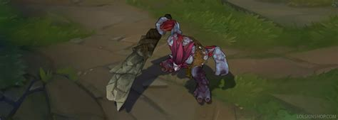 Traditional Trundle - League of Legends skin - LoL Skin