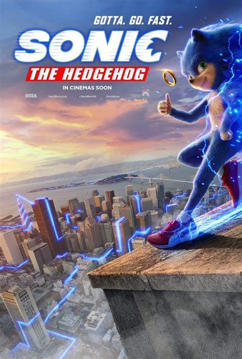 First Trailer Arrives For The 'Sonic The Hedgehog' Movie!