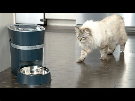 PetSafe® Introduces New Smart Feed Automatic Pet Feeder