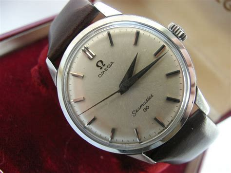 Omega Seamaster 30 with box 1964 | Secondhand and Vintage