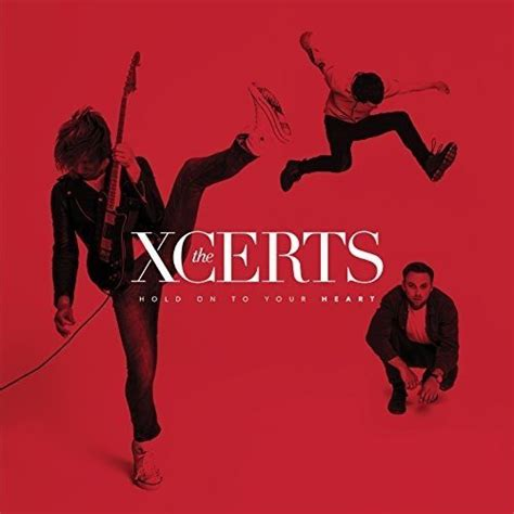 Xcerts - Hold On To Your Heart | Upcoming Vinyl (January