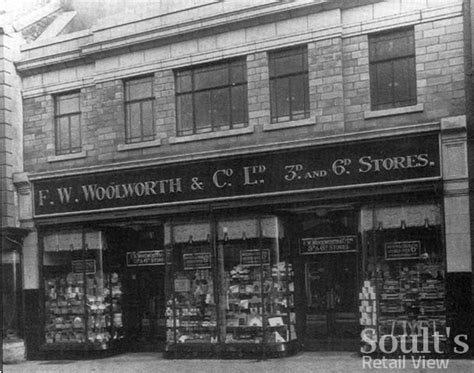 On the hunt for ex-Woolies - and thriving high streets