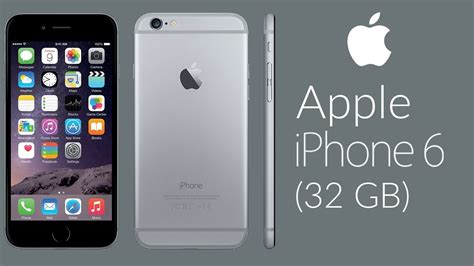 Iphone6 (32GB) Unboxing & Review - YouTube