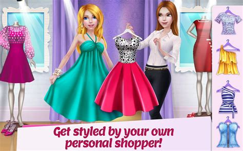 Shopping Mall Girl - Dress Up & Style Game for Android