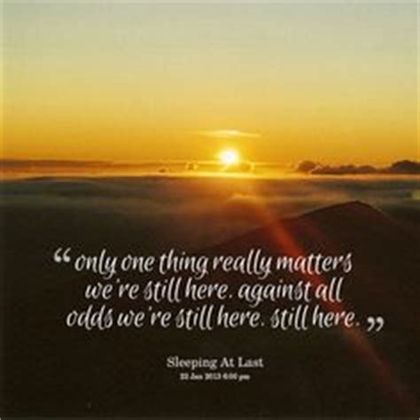 1000+ images about Sleeping At Last Quotes on Pinterest